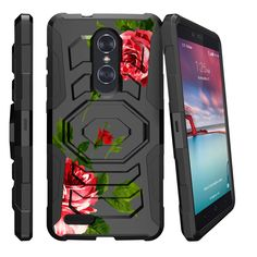 [Armor Reloaded] Case w/ Holster You are looking at the Armor Reloaded kickstand case designed to specifically fit the ZTE ZMax Pro *****NOTE***** This case WILL NOT fit any other ZTE handheld devices