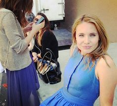 Leah Pipes Behind the Scenes of the Originals Cast Photoshoot Originals Season 1, Originals Cast, Vampire Diaries Spin Off, Vampire Diaries The Originals, Danielle Campbell The Originals, Maisie Richardson Sellers, Leah Pipes, Charles Michael Davis, American Series