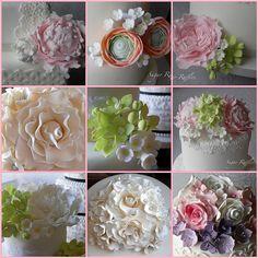 Sugar Flowers by Sugar Ruffles