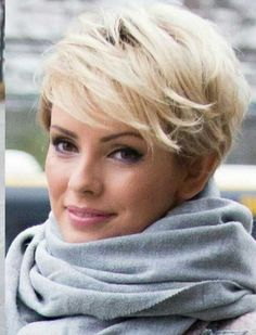 Pixie haircut is very easy to style and perfect for a face-framing and cool look. Besides that, you may find it hard to style your pixie cut differently, in. Teen Hairstyles, Fringe Hairstyles, Feathered Hairstyles, Short Hairstyles For Women, Hairstyles With Bangs, Hairstyle Ideas, Beehive Hairstyle, Wedge Hairstyles, Updos Hairstyle