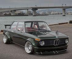 BMW 2002 tii: