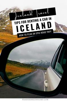 Are you thinking about traveling to Iceland and considering renting a car? Here are 7 things you need to know about renting a car in Iceland plus some great tips for a successful Iceland road trip. I Iceland tips I travel tips for Iceland I where to go in Iceland I Iceland car rental tips I things to do in Iceland I road trip in Iceland I what to do in Iceland I Iceland travel advice I advice for Iceland travel I how to travel Iceland I road trip tips for Iceland I #Iceland #Europe Iceland Travel Tips, Iceland Road Trip, Road Trip Europe, Travel Guides, Travel Hacks, Travel Advice, Road Trip Hacks, Road Trips, European Travel Tips