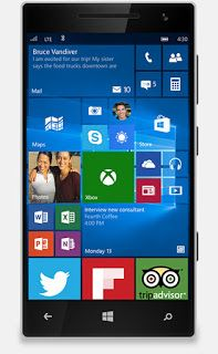 Get Windows 10 on supported Windows mobile devices. Take full advantage of the new Windows 10 on your mobile device; upgrade now from Windows to Windows Windows Phone, Android, About Windows 10, Upgrade To Windows 10, Smartphone Hacks, Start Screen, Mobile News, 10 Mobile, Cell Phone Pouch