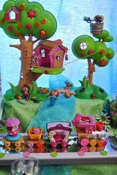 "Photo 19 of 56: Lalaloopsy Party / Birthday ""Jadelyn's Lalaloopsy Party"" 