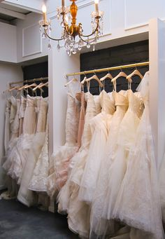 Vera Wang Bridal Salon // #love