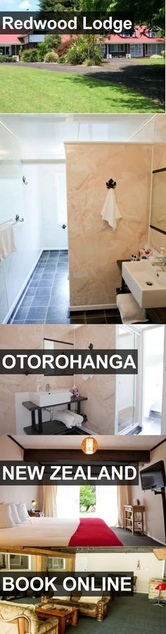 Hotel Redwood Lodge in Otorohanga, New Zealand. For more information, photos, reviews and best prices please follow the link. #NewZealand #Otorohanga #travel #vacation #hotel