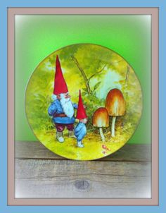 Gnome Four Seasons  Spring  Gnome by OurGrandmothersAttic on Etsy, $25.00