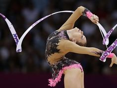 Rhythmic Gymnastics: Day 2  Qualifying rounds in individual and all-around conclude during day 2 of rhythmic gymnastics competition.