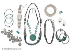 Oh how I will miss this jewelry....http://www.silpada.com  Layered Look: Getaway Glamour