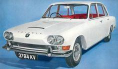 1963-1969 TRIUMPH 2000 SALOON - designed by Giovanni Michelotti of Turin.