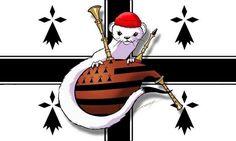 l'hermine notre emblème breton ! par Jacques Gauvry