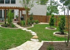 how to landscape backyard landscape designlandscaping