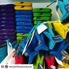 """""""#Repost @amybrittonproducts (@get_repost) ・・・ Labelling. Blustery day here today. Thanks to all who have popped in so far. @forthvalleyartbeat Open Studios continues. Open 10-7 each day until the 18th. #Artists & #organisations across #CentralScotland hosting a variety of #events from #openstudios #popshows #exhibitions in #galleries and community spaces. #artevent #falkirk #stirling #clackmannan #FVAB #FVAB2017 #forthvalleyartbeat #bright #bold #tweed #accessories #handmadeinscotland…"""