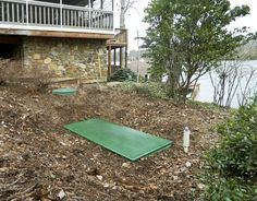With a failed septic drainfield and not enough land to install a new one, homeowners in North Carolina were faced with the frightening possibility of losing the use of their home. Then, engineer Kevin Davidson suggested the installation of an AdvanTex AX20-RTUV, a wastewater treatment system that could meet surface discharge standards, eliminating the need for a drainfield.