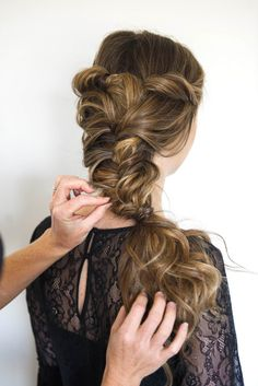 Date Night Hair and Makeup in Under 30 Minutes | M Loves M