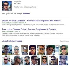 Google image search of my profile picture