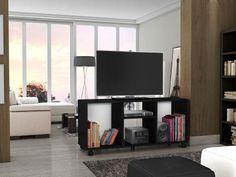 """Rack para TV até 42"""" Móveis Bechara - Aruba com as melhores condições você encontra no Magazine 233435antonio. Confira!"""