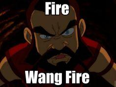 Wang Fire!
