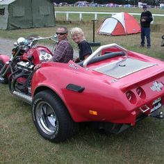Corvette trike? .;@Jorge Cavalcante (JORGENCA)