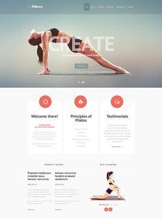 Fitness-Responsive-Website-Template