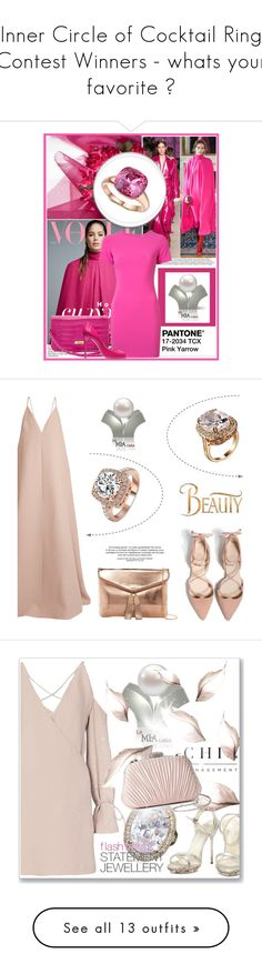 """""""Inner Circle of Cocktail Ring Contest Winners - whats your favorite ?"""" by lamiacara ❤ liked on Polyvore featuring Buxton, Likely, Casadei, Adagio, Valentino, Disney, Urban Expressions, contestentry, lamiacara and IRO"""