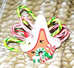 Tis the season and the only time of the year when Candy Canes are a staple item in every home.  In fact they now come in every flavor imaginable.  An analogy of the candy cane.