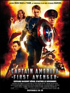 Marvel movies :) Captain America(: