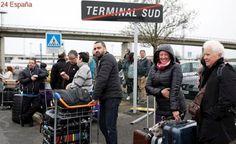El aeropuerto de París-Orly recupera la normalidad del tráfico aéreo tras el ataque a una militar