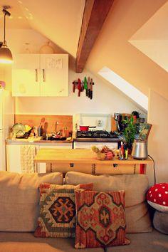 Cozy apartment...