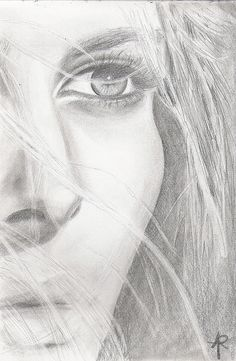 Title: Suddenly  Media: Pencil Sketch  Date: May 4th, 2007  Artist: Ashley Richards