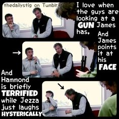 yeah james isn't maybe the brightest thing ever! :)