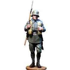 GW 003 German Sturmtruppe 1 Metal Toys, Toy Soldiers, Gw, German, Templates, Germany, Deutsch, German Language