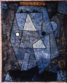 Paul Klee Music Paintings | Art into Music / 03KleeBLUDEV