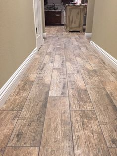 barn wood porcelain tile More