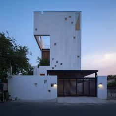 Gallery of Aperture House / Stu/D/O - 4