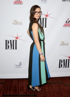 """Pictured: Singer Diana Fuentes at the BMI and Naked Monkey Entertainment """"Write On Vegas"""" event at Hard Rock Live on November 19, 2014 in Las Vegas, Nevada."""