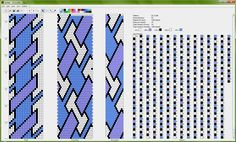 Eridhan Creations - Beading Tutorials: Beaded crochet bracelets