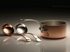 The newest Mini in our range - The Mini Ladle! Copper or Silver plated in Sheffield UK. including UK only shipping. Mini Copper, Silver Plate, Plating, Product Launch, Sheffield, Cookware, Range, Food, Diy Kitchen Appliances