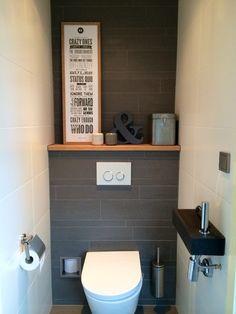 Binnenkijken bij martlau - Mijn nieuwe wc.