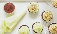 Mary Berry Foolproof Cooking, part one:Red velvet cupcakes