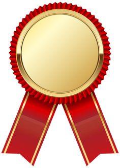 Gold Medal Ribbon