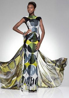 The best african fashion trends 8178 African Wedding Dress, African Print Dresses, African Wear, African Attire, African Women, African Dress, African Style, African Prints, Ankara Dress