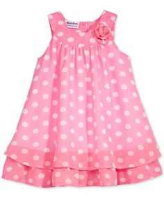 Baby Girl Dresses Clothes at Macy's come in a variety of styles and sizes. Shop Baby Girl Dresses Clothing at Macy's and find newborn girl clothes, toddler girl clothes, baby dresses and more. Frocks For Girls, Little Girl Dresses, Girls Dresses, Fall Dresses, Long Dresses, Prom Dresses, Formal Dresses, Newborn Girl Outfits, Kids Outfits