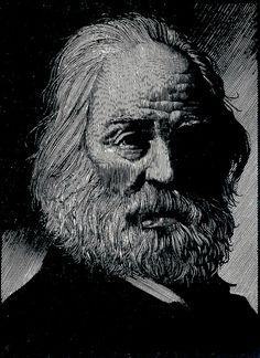 Walt Whitman by Barry Moser