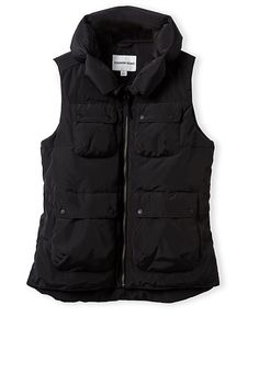 Utility Puffer Vest | Country Road