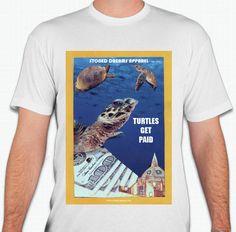 Turtles Get Paid Tee – Stoned Dreams Apparel