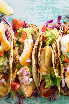 This easy fish taco recipe shows how simple it is to make this delicious Mexican…