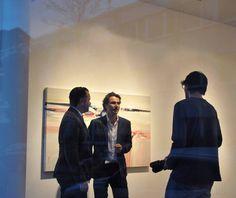 Bielefeld Exhibition Everett Duarte Artist, Painting, Abstract Pictures, Bielefeld, Painting Art, Paintings, Painted Canvas, Drawings, Artists