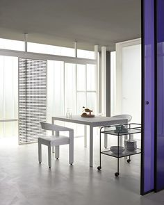 ALADIN Doors and Partition system  - Design Piero Lissoni - GRAZIA CASA - Italy - September 2014