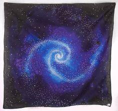 Spiral Galaxy Tarot